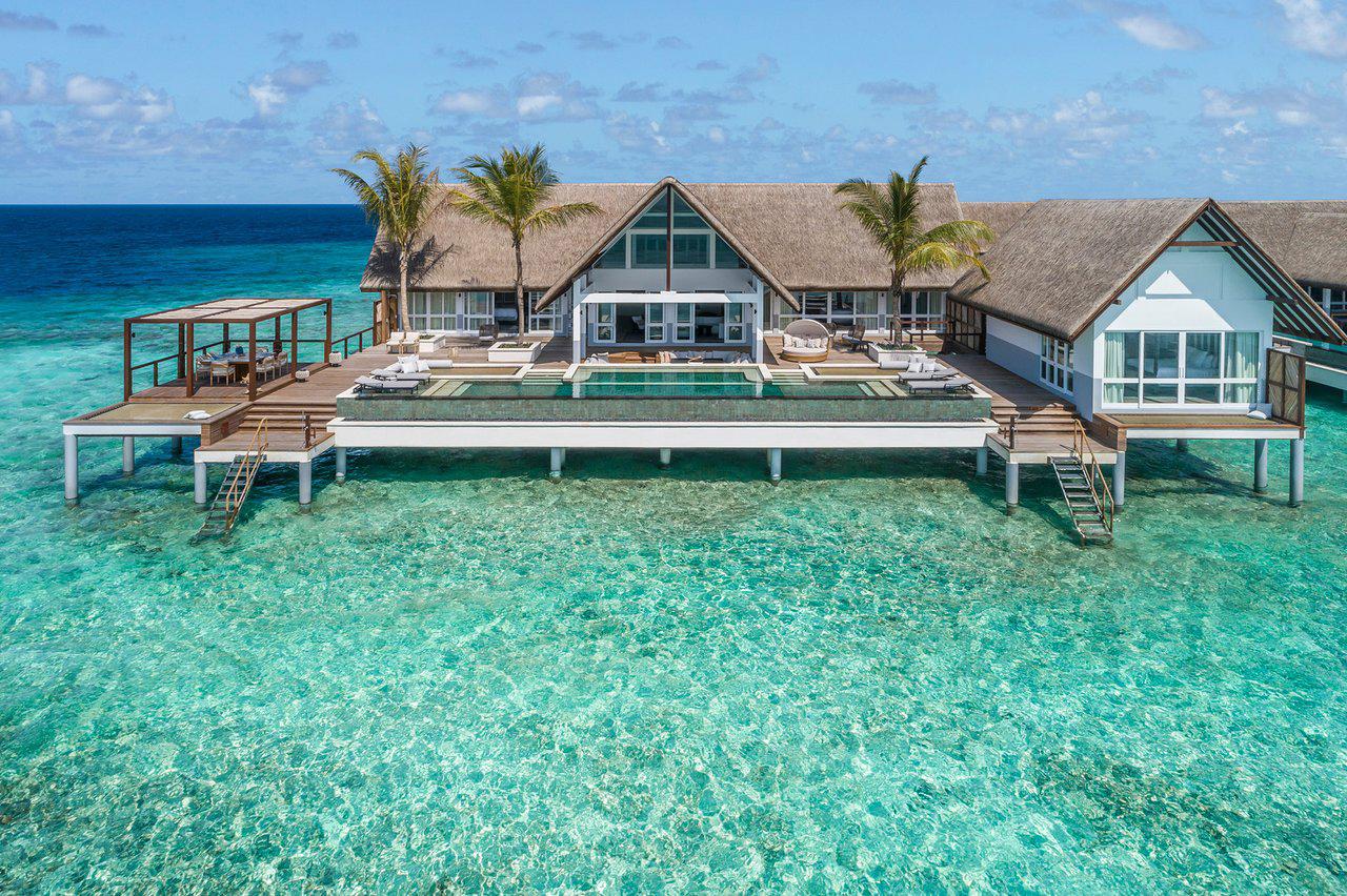 Maledivy – Four Seasons