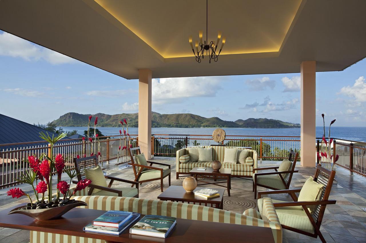 Seychely – Raffles Seychelles