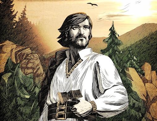 Chytil se zbojník Oleksa Dovbuš do pasti?