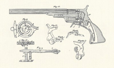 Na prodeji revolverů Colt nesmírně zbohatne!