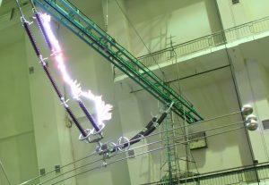 Elektrický proud má sílu spálit v těle krevní plazmu.