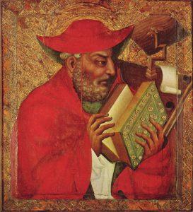 Jedno z děl mistra Theodorika
