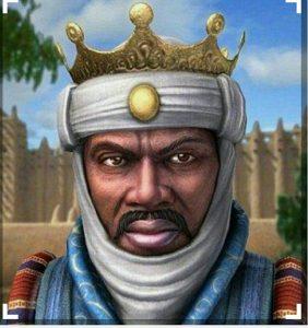 Mansa Musa vládl bohaté západoafrické říši Mali.