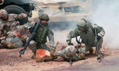 V USA spáchá každých 80 minut sebevraždu jeden válečný veterán. Plus ročně dalších 349 aktivních vojáků!