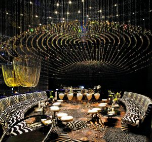 Cavalli Club Restaurant & Lounge, Dubaj