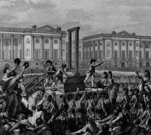Pod gilotinou zemřel nejen král Ludvík XVI., ale i jeho manželka Marie Antoinetta.