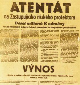 Atentát na Heydricha znamená konec nejen pro Anthropoid, ale i Silver A.