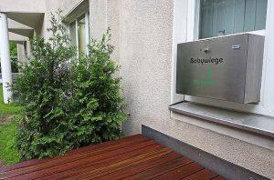 Babyboxy dnes najdeme po většině západní Evropy, Německo není výjimkou.