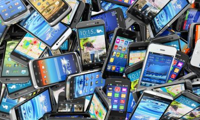 Stejně jako u jiných operačních systémů je i usmartphonů k dispozici velké množství aplikací