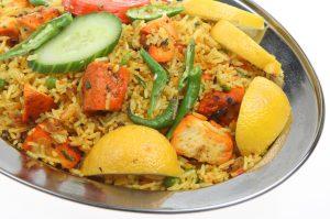 Basmati rýže je vhodná pro slavnostní příležitosti.