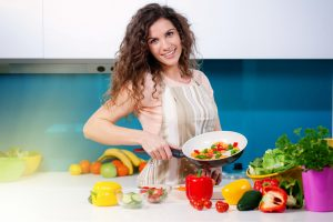 Zeleninu neomezeně