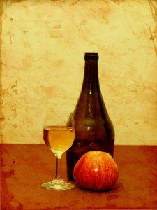 V zimě potěší jablečné dezertní víno