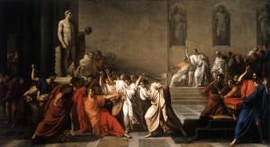 Při útoku utrpěl Caesar 23 bodných ran, pouze jedna z nich však byla smrtelná.