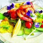 Exkluzivní pokrmy z tradičních potravin nejsou výjimkou, ale pravidlem.