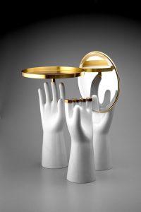 Ruce od Jakuba Berdycha pro Qubus
