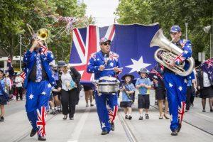 Den přistání dnes připomíná státní svátek Australia Day.