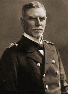 Německý viceadmirál Maximilian von Spee