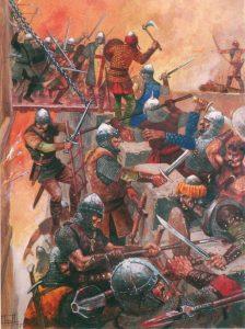 Po líté bitvě se Jeruzalém stal hlavním městem nového státu – Jeruzalémského království.