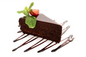 Na dorty zapomeňte.
