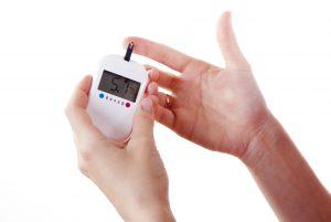 Důležitý je pro diabetika glukometr