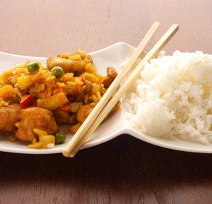 Jasmínová rýže je příjemně voňavá.