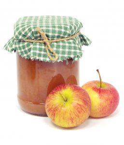 Zbylá jablka mohou posloužit při výrobě marmelády