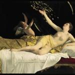 Danaë od Orazia Gentileschiho láká v březnu do aukční síně v New Yorku.