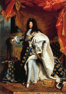 Syndromem RBF pravděpodobně trpěl i sám francouzský král Ludvík XIV.