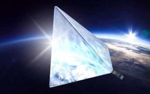 Sledovat pohyb orbitálního majáku bude možné přes mobilní aplikaci.