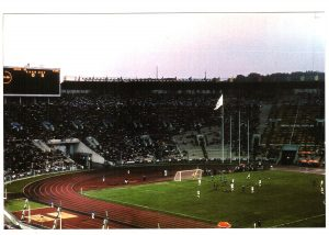 Sověti a východní Němci hrám dominovali, fotbalový turnaj však ovládlo Československo.