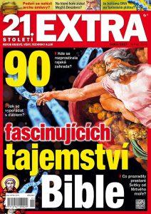 Více o záhadách Bible se dočtete v novém vydání časopisu 21.STOLETÍ - EXTRA.