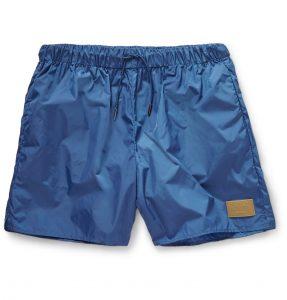 Pánské plavky - Minimalisté sáhnou po jednobarevné variantě.