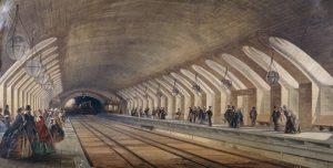Během prvního roku provozu přepraví nejstarší metro na světě přes 9 milionů lidí.