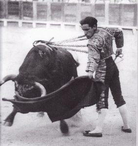 Belmonte se v býčí aréně proslaví neotřelým stylem.