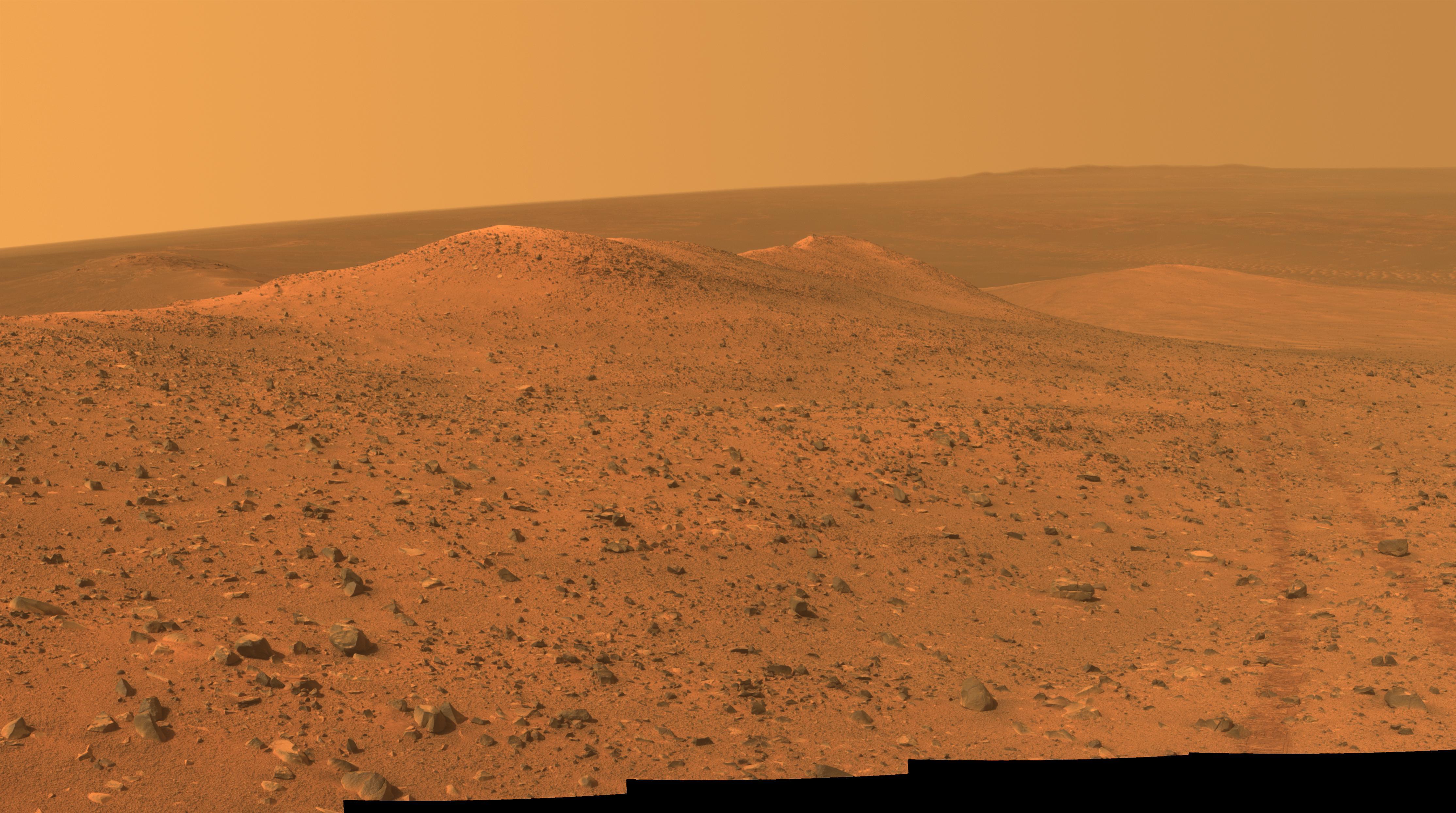 Bronz patří Marsu.
