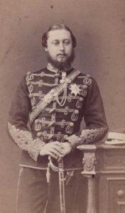 Budoucí anglický král Edward VII. si Le Chabanais zamiluje.