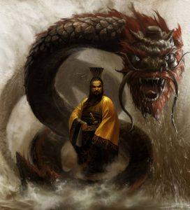 Císař Čchin stejně jako jeho předci věnoval armádě velkou pozornost.