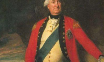 Charles Cornwallis se posil nedočká.