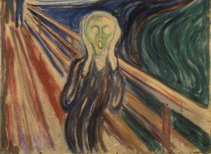 Tajemství Edvarda Munche: Mstil se svými obrazy?