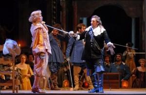 Divadelní hra o Cyranovi z Bergeracu se dodnes ve světě těší obrovské popularitě