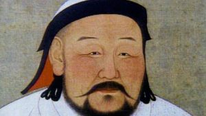Teorií o tom, kde leží slavný vojevůdce Čingischán, je hned několik.