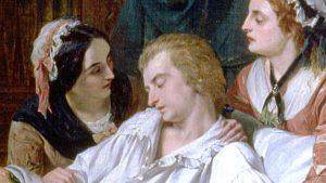 V prosinci 1791 ve Vídni zemřel za podivných okolností slavný rakouský hudební skladatel Wolfgang Amadeus Mozart.