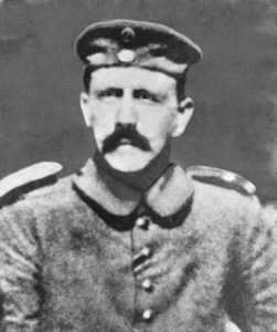Skutečně Hitler během první světové války oslepl?
