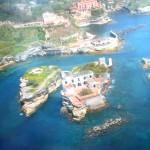 Dva skalní ostrůvky Gaiola u italské Neapole jsou údajně prokleté. Došlo zde již k několika záhadným úmrtím.