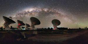 Signály už byly zaznamenány na několika různých observatořích.