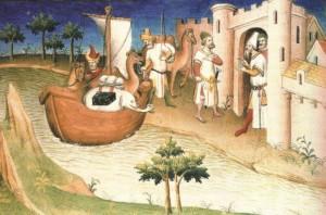 Mohl se obyčejný obchodník z Benátek dostat až na dvůr vládců zemí Dálného východu?