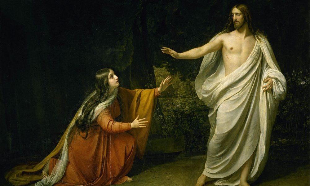 Jaký byl vztah Ježíše a Máří Magdalény? Ani to zatím přesně nevíme.