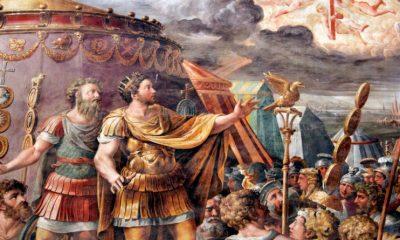 Podivné UFO prý spatřilo i několik římských legátů. Proč by si něco takového vymýšleli?