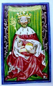 Vložil kletbu na svatováclavskou korunu Karel IV.?