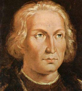Kryštof Kolumbus byl slavný mořeplavec.